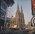 Exterieur, voorgevel met torens - Eindhoven - 20363708 - RCE.jpg