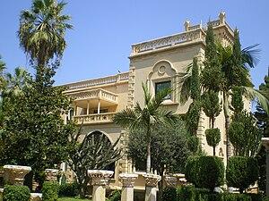 Henri Philippe Pharaoun - Pharaoun's former house in Beirut