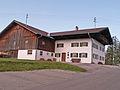 Füssen - Wiedmar - Wiedmarer Str Nr 16 v S.JPG