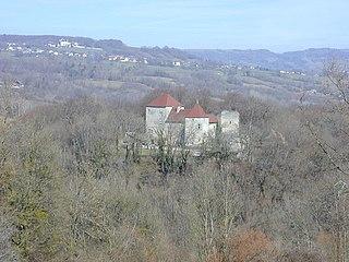 Sallenôves Commune in Auvergne-Rhône-Alpes, France