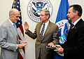 FEMA - 37092 - FEMA Deputy Administrator Johnson is sworn in at DHS Headquarter.jpg