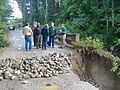 FEMA - 37472 - Disasters officials inspecting road damage in Vermont.jpg