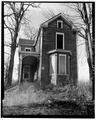 FRONT, LOOKING WEST - 2801 Park Avenue (House), Cincinnati, Hamilton County, OH HABS OHIO,31-CINT,64-1.tif