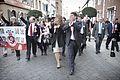 Fabián Picardo en su recorrido tras conocerse que será el nuevo Ministro Principal de Gibraltar (23052666710).jpg
