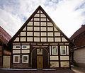 Fachwerkhaus in der Mittelstraße 10 von 1621 in Sachsenhagen IMG 5265.jpg