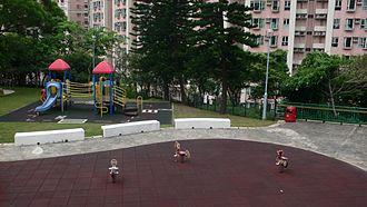 Choi Sai Woo Park - Children Playground