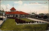 Fall River station postcard by Valentine Souvenir Company.jpg