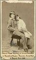Familjen Benoiton, Kungliga Dramatiska teatern 1866. Rollporträtt - SMV - H4 238.tif