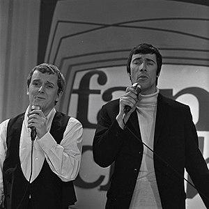 David and Jonathan (band) - David and Jonathan (Dutch TV, 1967)