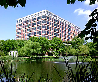 Fannie Mae - A view, from the southwest, of the Federal National Mortgage Association's (Fannie Mae's) Reston, Virginia facility.