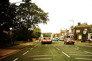 Far Headingley Human settlement in England