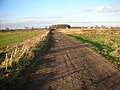 Farm Track to the A6 Main Road - geograph.org.uk - 120341.jpg