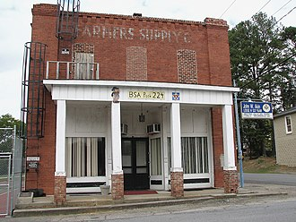 Taylorsville, Georgia - Farmers Supply Company in Taylorsville