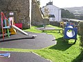 Farnhill Play Area - Main Street - geograph.org.uk - 1016726.jpg