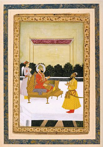 Sayyid - Syed Hussain Ali Khan Barha was a leading administrator during the reign of the Mughal Emperor Farrukhsiyar.