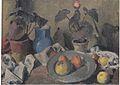 Felix Esterl - Stillleben mit Früchten, Blattpflanzen und Krug - ca1924.jpeg