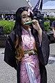 Fen s9267 as Nezuko Kamado at PF32 20200704b.jpg