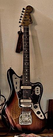 Fender jaguar wikipedia fender jaguar freerunsca Image collections