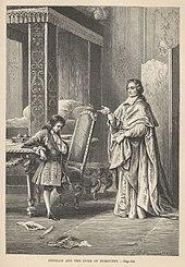 Tableau représentant Fénelon.