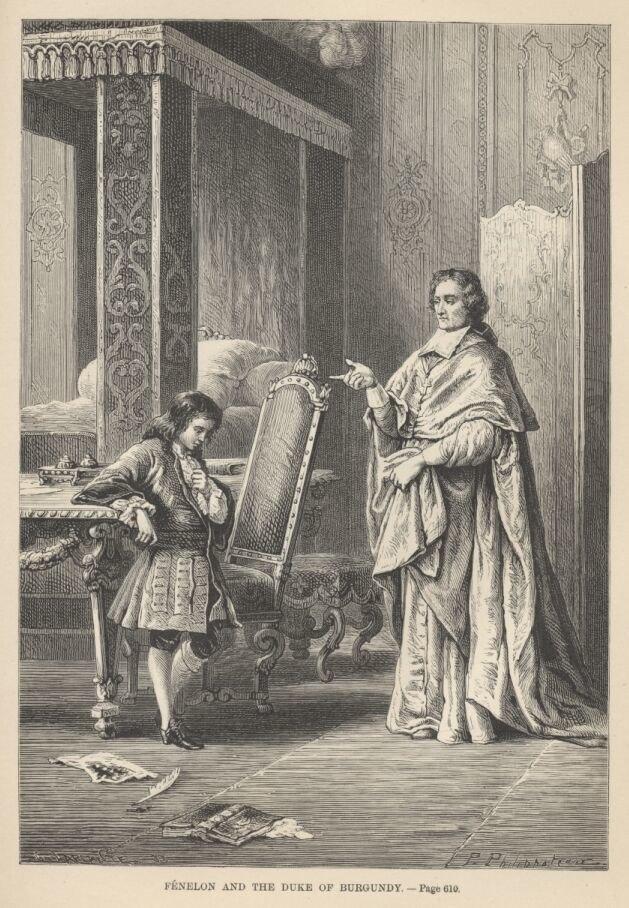 Fenelon and the Duke of Burgundy