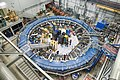Fermilab g-2 (E989) ring.jpg