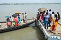 Ferry Service Across River Matla - Godkhali Ghat - South 24 Parganas 2016-07-10 5014.JPG