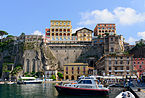 Ferry and yacht port of Sorrento - Campania - Italy - July 12th 2013 - 04.jpg