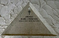 Feuerhalle Simmering - Arkadenhof (Abteilung ARI) - Karl Ernegg 02.jpg