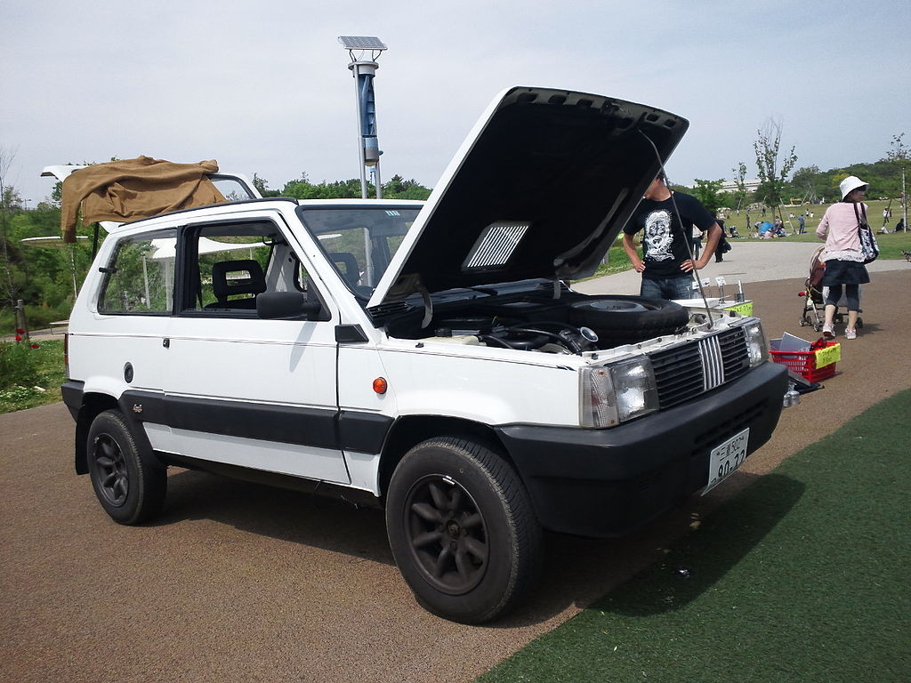 file fiat panda 4x4 in japan jpg wikimedia commons. Black Bedroom Furniture Sets. Home Design Ideas