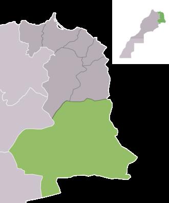 Figuig Province - Figuig province, Oriental Region, Morocco