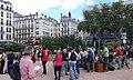 Fin de la manifestation contre la Loi Travail 2 à Lyon le 12 septembre 2017.jpg
