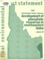 Final environmental impact statement - development of phosphate resources in southeastern Idaho (IA finalenvironment21geol).pdf