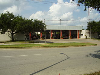 Second Ward, Houston - Fire Station 17