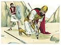 First Book of Chronicles Chapter 10-1 (Bible Illustrations by Sweet Media).jpg