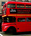 First London Routemaster bus RM1204 heritage route 9 2.jpg