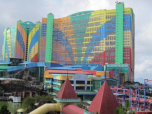 First World Hotel Genting + Theme park