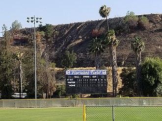 Fiscalini Field - Image: Fiscalini Field (San Bernardino, CA)