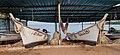 Fishing boats on the shore of Lake Maracaibo.jpg