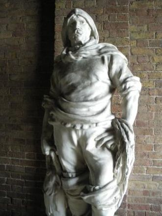Alfred Turner (sculptor) - Image: Fishmongers' Hall 1