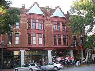 Fitzpatrick Hotel - Fitzpatrick Hotel building