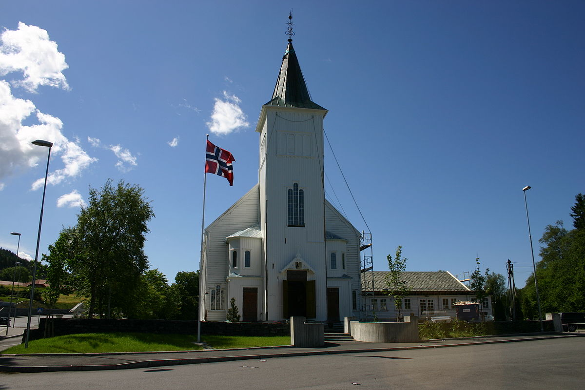 Fjell Church - Wikipedia