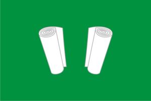 Kineshma - Image: Flag of Kineshma (Ivanovo oblast)