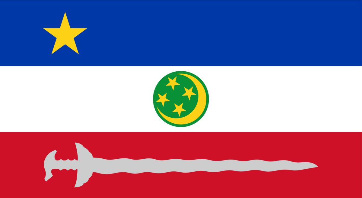 flag of the autonomous region in muslim mindanao wikipedia