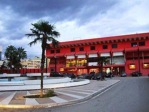 Flamurtari Stadium - Image: Flamurtari stadium 55891