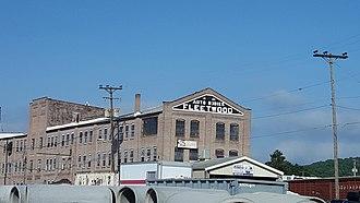 Fleetwood, Pennsylvania - Image: Fleetwood Metal Body Works
