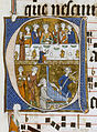 Flemish - Antiphonary for Abbess of Sainte-Marie of Beaupré - Walters W760 - Detail B.jpg
