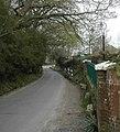 Flexford Lane near Sway - geograph.org.uk - 400011.jpg