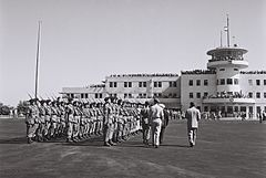 Flickr - Government Press Office (GPO) - AN ARMY GUARD OF HONOR.jpg