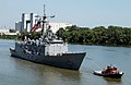 Flickr - Official U.S. Navy Imagery - USS DeWert transits the Maumee River..jpg