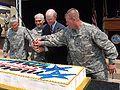 Flickr - The U.S. Army - CSA General Casey, Secretary of the Army Pete Geren, SMA Kenneth Preston.jpg